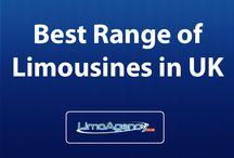 Best Range of Limousines in UK