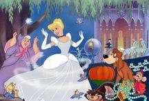 Art: Fantasy: Fairytales: Cinderella / by Vonnie Davis