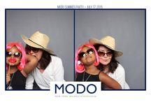 MODO Eyewear Summer Party / NYC Photo Booth