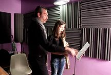 Sound Proofing and Acoustic Treatment / The ideal solution for recording, teaching and rehearsing. Look at these ways to better your sound through acoustic treatment.