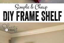 diy for frame