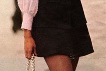 seventies scarf