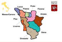 Toskana - Toscana / Fotos zur italienischen Region Toskana - Toscana