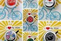 Bike. / Cycling, balance biking, family bike rides...