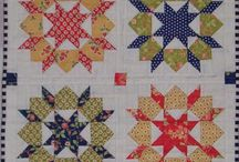 Carpenters Wheel Quilts/Swoon / Quilts