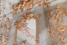 Rococo / Inspiration for my cabinet