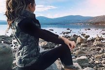 Lake Tahoe Fall Outfits