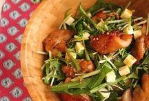 水菜レシピ