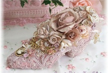 scarpe decorate