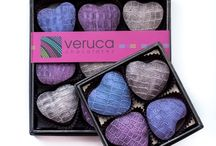 Veruca Valentines / Nothing says Valentine's Day like chocolate which means Veruca Chocolates has you covered.