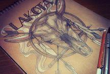 My Sketch-book))