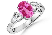 Pink-Sapphire-Ring / Find Wide array of pink sapphire ring, pink sapphire diamond rings, pink sapphire engagement ring and more designer collection of sapphire rings.