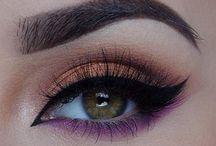 hazel eyes make up