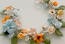 Beads,Pearls ,Flowers