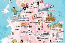 Großbritannien Städtereisen / Die besten Tipps für Städtereisen und Kurztrips nach Großbritannien.