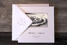 Greek wedding invites / Greek wedding invitations