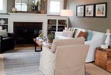 Livingroom / by Lynda Kanase