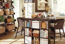 Home Office Ideas / Ideas for decorating a home office. / by Profit Point