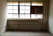 help me decorate / this will be my office/showroom for a new modern furniture factory. I'm making the furniture but would love decorating advice / by Marci Klein