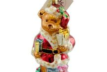 Christopher Radko Charity Ornaments