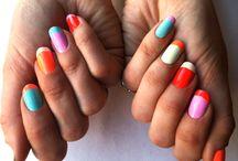 nails / by Carolina Dominguez Moreno