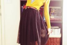 fashion / by Allie Reid