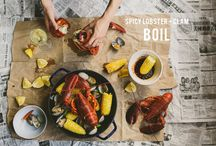 Summer Eats / by Staub USA