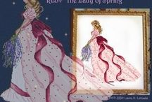 the lady of spring