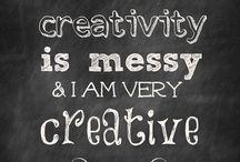 Lettering // Chalkboard