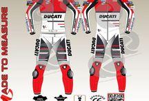 Custom made motorbike suit for for Andrea Dovizioso fans motogp 2018