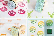 DIY - Stempels   Stamps
