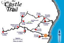 north-east scomtland's castle