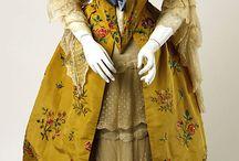 tarihi elbiseler