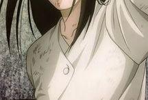 My favourite anime mens >;)