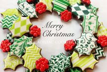 Christmas/Winter Cookies / by Becca Matts