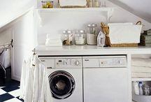 laundry room / things that inspire me for our home and our future home. / by Yuki Kono