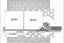scrappen- layouts