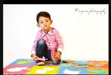 Foto niño pequeño / Fotografías profesionales Photoshoot