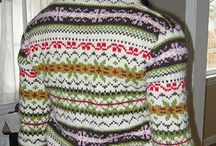 knitting / by Sue Kubik