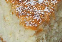 Bakverk-Desserter