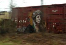 Train Spotting / by Lisa Grieman-Howard