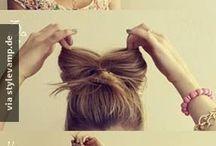 Rund um Frisuren.