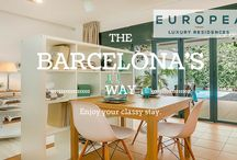 Barcelona Residences / Here are our favourite picks for your Barcelona stay.