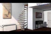 attick stairs
