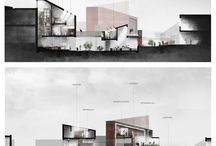 architectural presentations/posters