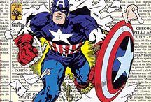 Capitão América Abril