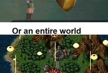 Gamer stuff :D