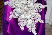 WEDDING ACCESSORIES / Bridal hair accessories, Customize  Reception Card/gift boxes