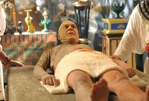 Seropédica ganha cara de Egito em cenas da Novela Dez Mandamentos