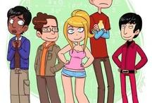Granny-Nerd – The Big Bang Theory